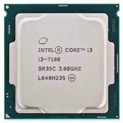 cpu s-1151 core-i3-7100 box