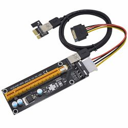 adapter opzoon raiser ver-9 pciex1-pciex16